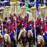Naadam: hesteprosesjon 2 © KinaReiser as