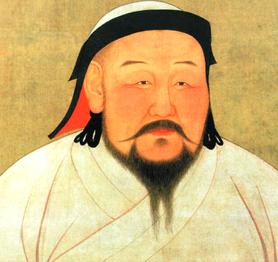 Chinggis Khaan (Djenghis Khan)