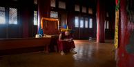 Studerende munk © KinaReiser as