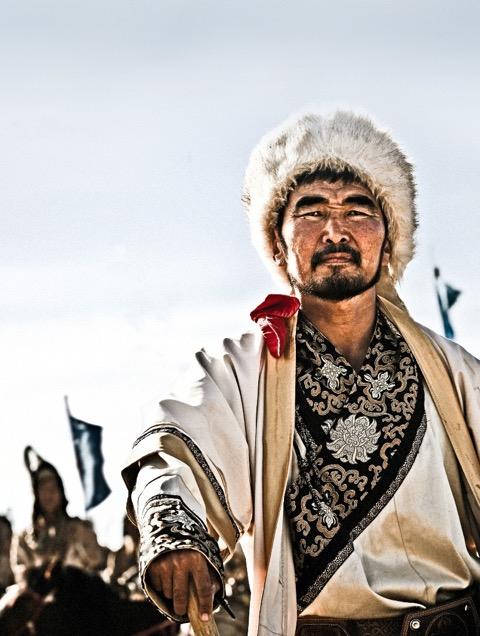 Pressefoto - Moesgaard Museum, På Djengis Khans stepper – Mongoliets nomader